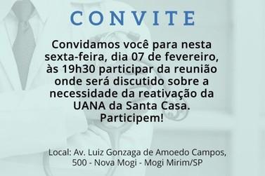 Luizinho Guarnieri convoca reunião para debater a volta da UANA