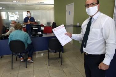 À frente do Mogi, Luiz Henrique registra ata e fala em futuro