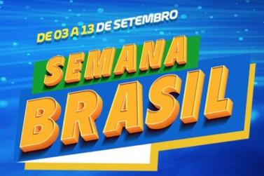Caixa oferece condições especiais na Semana Brasil