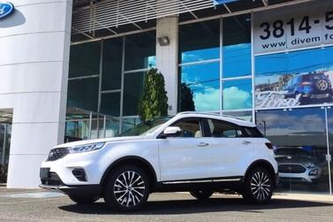Ford Divem apresenta a Territory, nova SUV repleta de tecnologia
