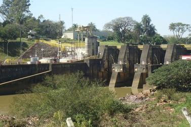 Apesar das chuvas, vazão do rio Mogi Guaçu está baixíssima