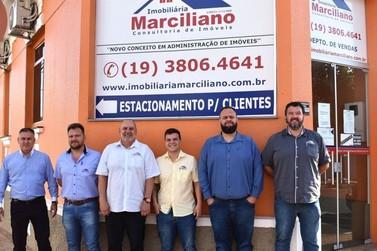 Marciliano, há 27 anos contribuindo com o progresso de nossa cidade