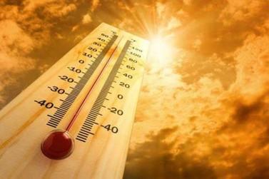 Semana terá recorde de calor e umidade entrando em estado de emergência