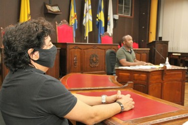 ACIMM participa de discussão sobre adoção de parklets