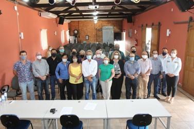 Paulo Silva oficializa seus auxiliares de primeiro escalão