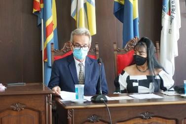 Ao tomar posse para terceiro mandato, Paulo Silva elenca dificuldades