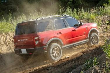 Em breve: Ford inova com a chegada do Bronco Sport