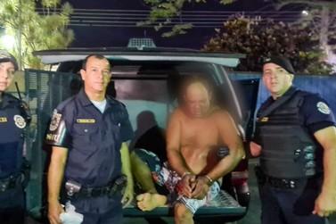 Foragido da Justiça é capturado no Jardim Planalto