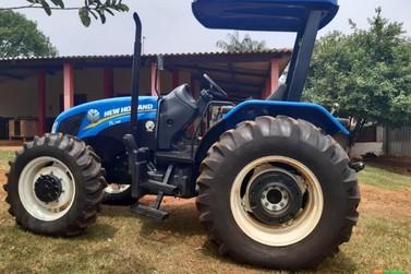 Ladrões de tratores voltam a agir na zona rural de Mogi Mirim