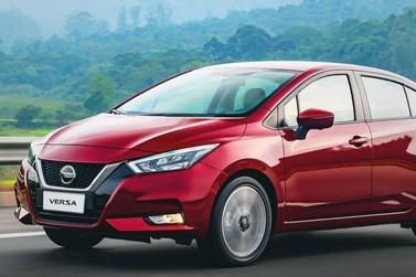 Novo Nissan Versa: conforto, segurança e tecnologia num só carro