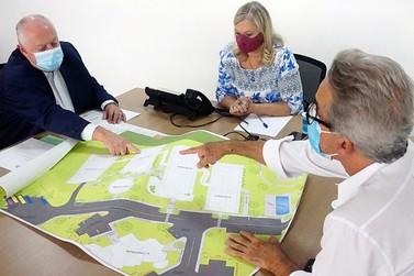 Paulo Silva pede ao Estado construção de oficina mecânica e novo curso na Fatec