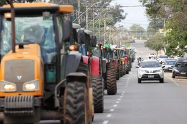 Tratoraço pede fim do reajuste do ICMS sobre produtos agropecuários