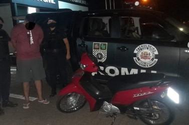 Romu captura suspeito de assalto em padaria na Zona Leste