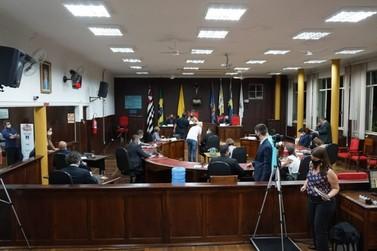 """Câmara Municipal fará sessões no período da tarde durante """"lockdown noturno"""""""