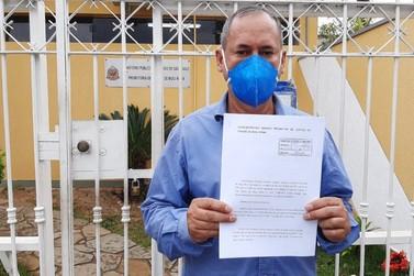 Robertinho denuncia a Fênix por possível irregularidade na suspensão de créditos