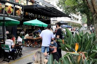 Serra Negra endurece regras e fecha bares e restaurantes