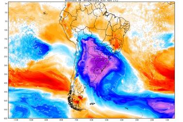 Prepare-se: Mogi Mirim deve registrar temperaturas próximas de 0ºC