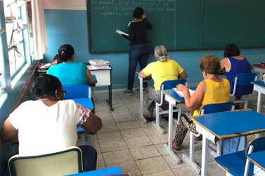 EJA está com matrículas abertas; aulas retornam em agosto