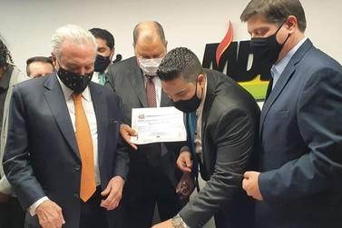 Projeto de Tiago Costa aprovado na Câmara é reconhecido no Congresso Nacional