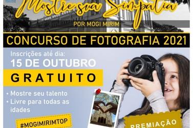 Cultura e Turismo abre inscrições para concurso de fotografia e frase