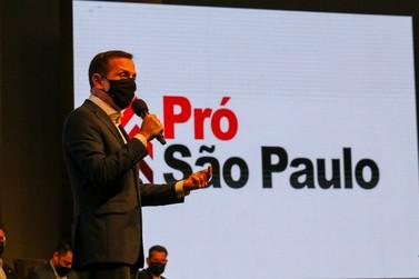 Doria anuncia programa Pró SP com recorde de R$ 47,5 bilhões em investimentos