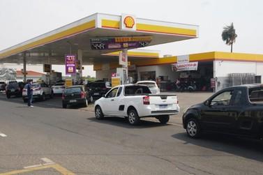 Mogi Mirim: postos registram filas para abastecimento; combustível está no fim