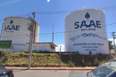 Novo reservatório de água amplia abastecimento na Zona Leste