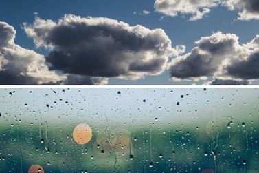 O tempo vai virar! Frente fria derruba temperatura e chove a partir desta 4ª