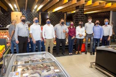 Supermercado Ponto Novo apresenta sua nova loja em Mogi Mirim