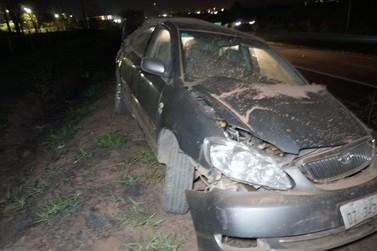 Toyota Corolla blindado salva motorista em grave acidente