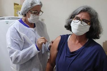 Três grupos prioritários receberão vacina contra a Covid nesta semana