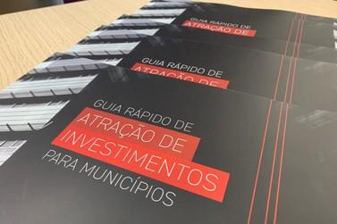 Indi lança guia sobre atração de investimentos para municípios