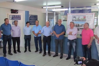 Cisa inicia primeira fase das obras de ampliação e reforma