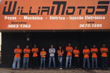 Equipe WilliaMotos deseja Boas Festas e um feliz 2018