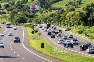 90 mil veículos são esperados na Free Way rumo ao litoral