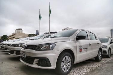 Cinco municípios da região de Douradina recebem veículos para Saúde