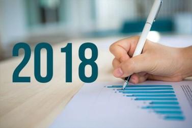 Comece 2018 com as finanças em dia