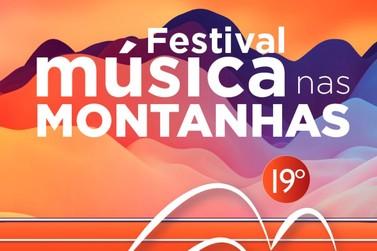 Festival Música nas Montanhas tem inicio nesta quinta-feira
