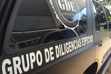 GDE prende procurado pela Justiça de SP