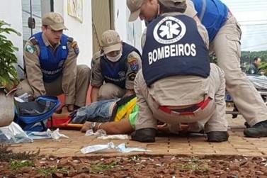 Homem baleado no Colmeia é a terceira vítima de homicídio de 2018