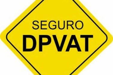 Pagamento do Seguro DPVAT deverá ser feito de 23 a 27 de janeiro
