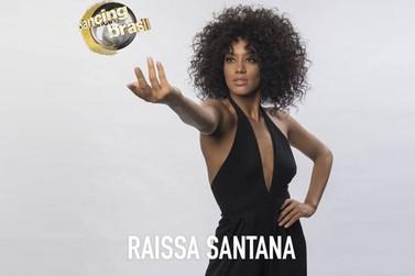 Raissa Santana está na 3ª edição do Dancing Brasil da Record