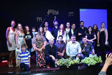 Recital gospel foi atração do Clube Rio Branco
