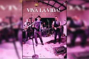 Banda VIVA LA VIDA! se apresenta em dois dias no carnaval de Poços