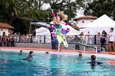 Banho à Fantasia acontece nesta Segunda de Carnaval