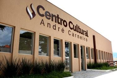 Centro Cultural André Carneiro será inaugurado em Atibaia
