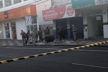 Dois homens morrem em troca de tiros com a PM em Umuarama