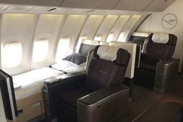 Governo proíbe viagens a serviço de primeira classe e executiva