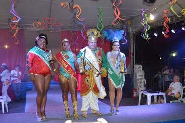 Kênia Roberta é eleita Rainha do Carnaval 2018 de Poços de Caldas