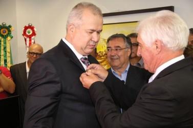 Nelson Serpa deixa a Casa Civil de SC; Luciano Veloso Lima assume